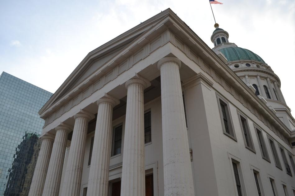 La antigua corte de la ciudad