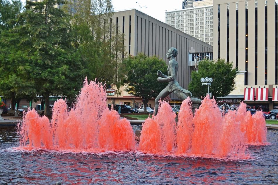 El Corredor en la Plaza Kiener