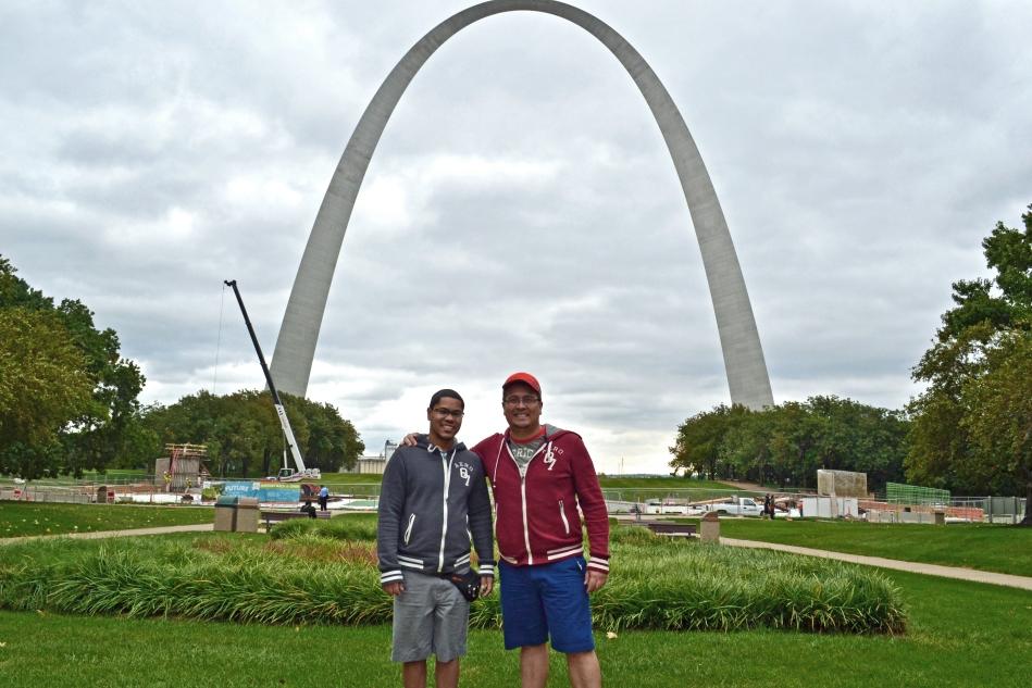 El Gateway Arch y nosotros