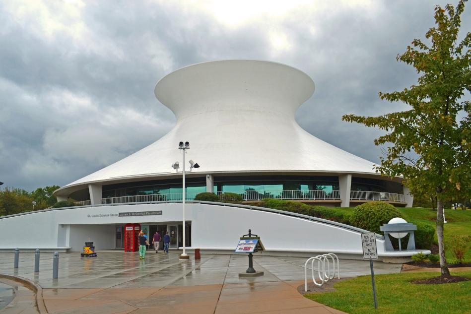 St Louis Planetarium