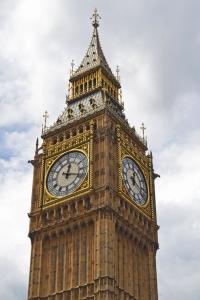 El reloj del Big Ben