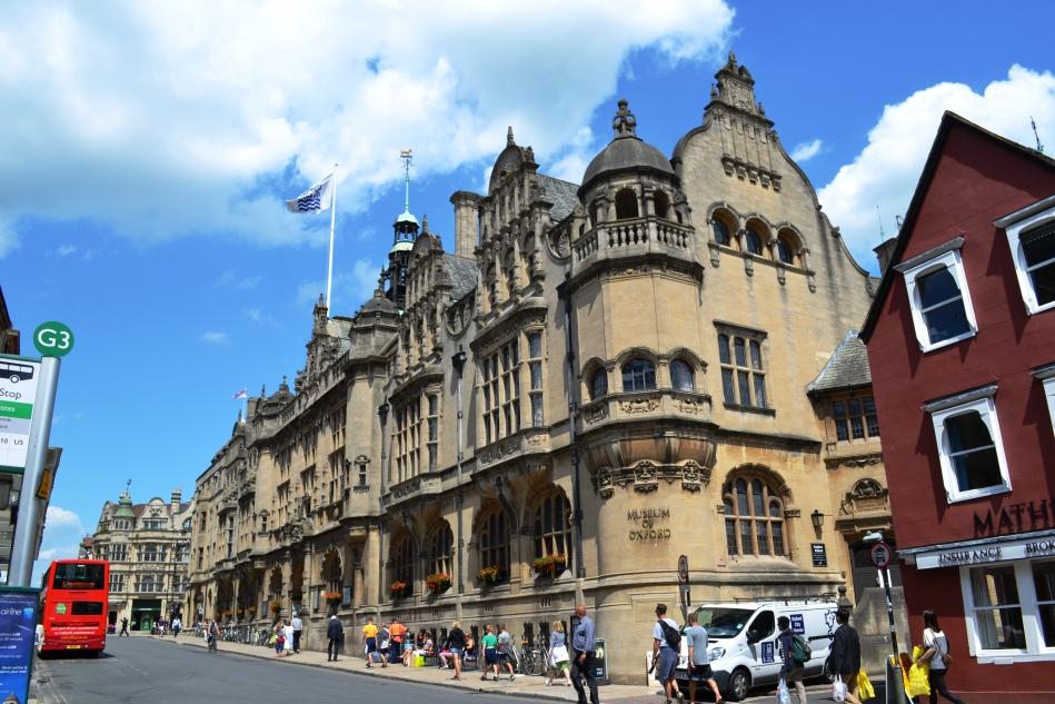 El Museo de Oxford