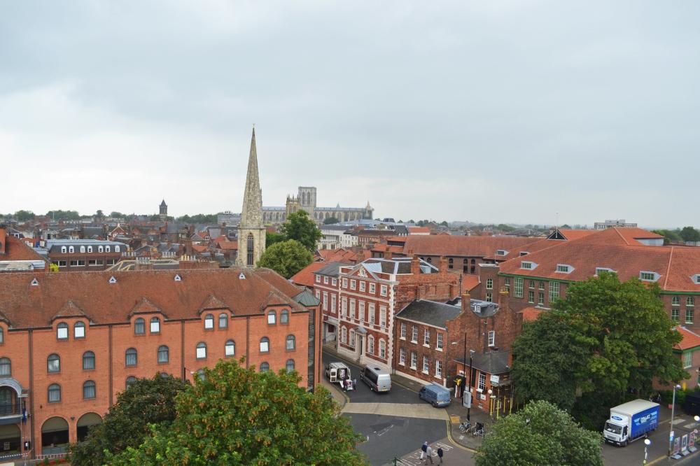 York desde la Torre