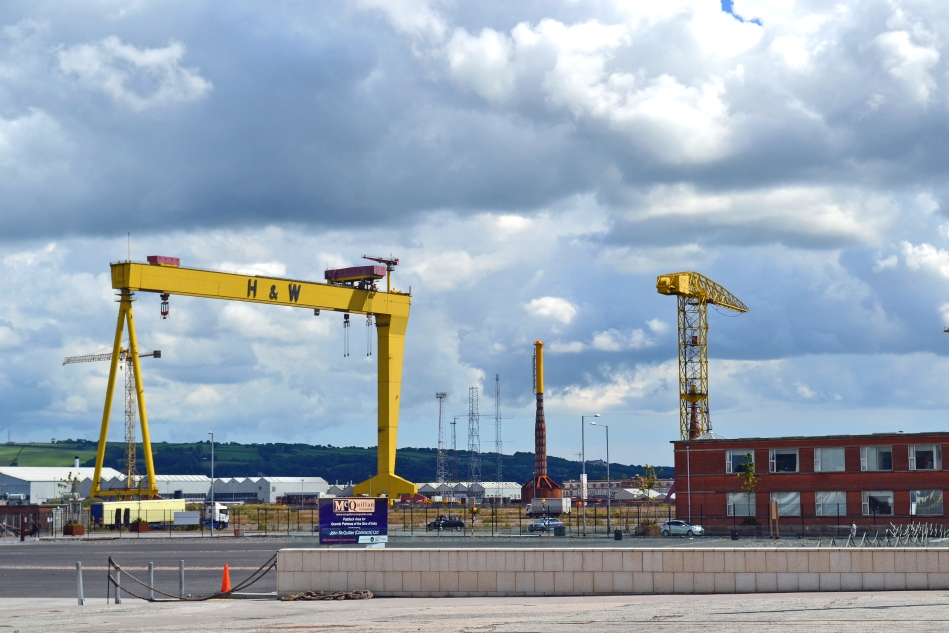 Astilleros Harland and Wolff