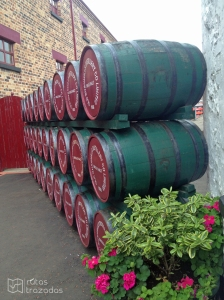 Barriles de Whiskey