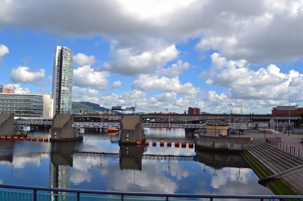 Desde el Puente Queen Elizabeth