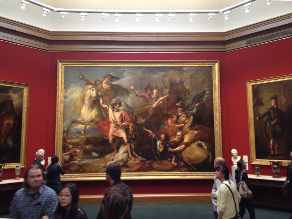 Galeria Nacional Interior