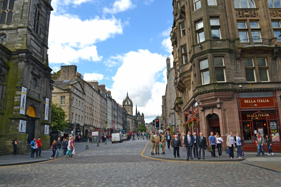 Royal Mile 2