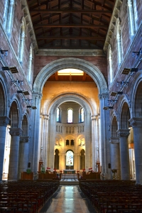 St Anne's Cathedral Inside
