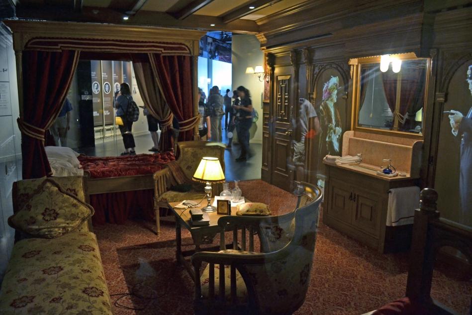 Suite del Titanic