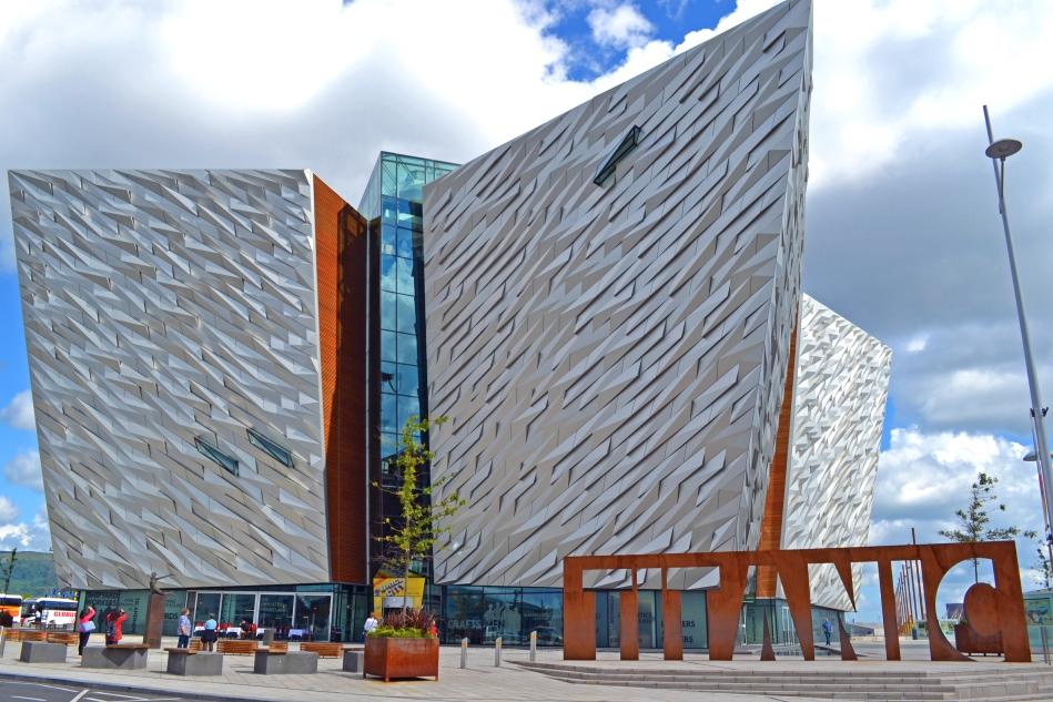 Titanic Belfast Museum